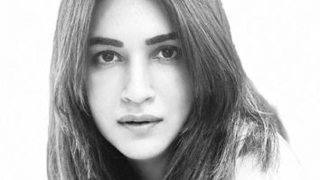 Kriti Sanon shares a monochrome picture, calls herself old school for penning things she loves