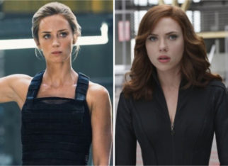 Marvel's first choice for Black Widow's role was Emily Blunt and not Scarlett Johansson