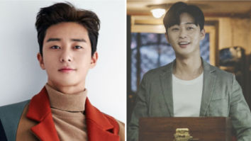 Park Seo Joon says Bong Joon Ho's Oscar winning film Parasite provided an opportunity for people to experience Korean culture