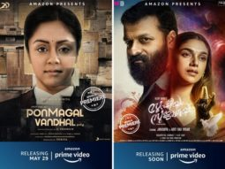 Ponmagal Vandhal, Penguin, Law, French Biryani and Sufiyam Sujatayum to premiere on Amazon Prime Video