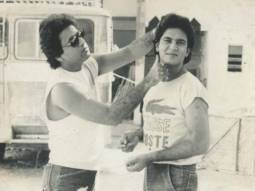 Ramayan actor Sunil Lahri aka Lakshman shares a rare photo with TV's Ram Arun Govil