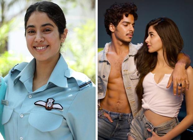 Scoop Netflix Acquires Janhvi Kapoor Starrer Gunjan Saxena The Kargil Girl And Ishaan Khatter Ananya Pandey Starrer Khaali Peeli For Direct To Ott Release Bollywood News News Reader Board