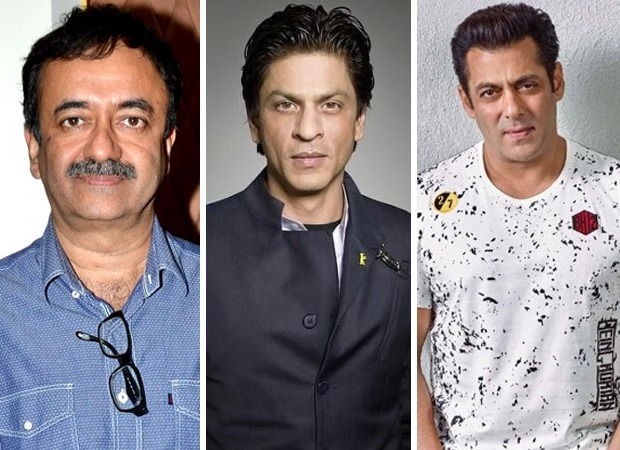 SCOOP Rajkumar Hiranis next with Shah Rukh Khan was initially a two hero film filmmaker had Salman in mind