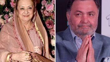 Saira Banu recalls her last meeting with Rishi Kapoor in this touching note