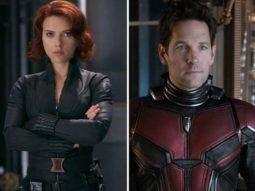 Scarlett Johansson's Black Widow unseen cameo in Marvel's Ant Man revealed