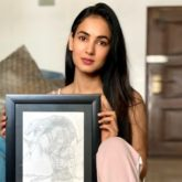 Sonal Chauhan discovers a new talent during the Coronavirus lockdown
