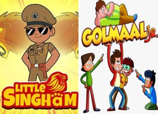 Spinoffs of Ajay Devgn's Little Singham and Golmaal Junior continue fresh episodes as 225 animation team members work from home