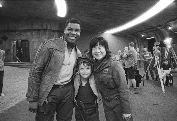 Star Wars Day: Rian Johnson shares unseen photos of Mark Hamill, John Boyega, Kelly Marie Tran, Anthony Daniels on May the 4th