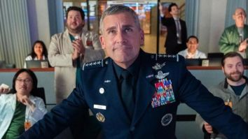 Steve Carell reveals about the inception of Space Force and reuniting with The Office creators