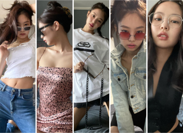 Taking summer fashion cues from Jennie of Blackpink after she posts 56 selfies in 15 minutes