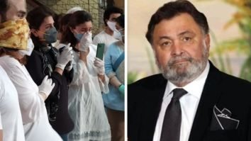 The controversy over Alia Bhatt face-timing during Rishi Kapoor's funeral