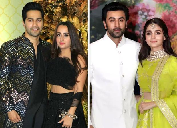 Varun Dhawan and Natasha Dalal, Ranbir Kapoor - Alia Bhatt to get married in 2021