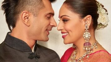 Bipasha Basu shares unseen wedding video on fourth anniversary with Karan Singh Grover