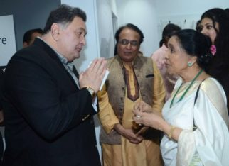 Asha Bhosle says losing Rishi Kapoor was like losing her fourth child