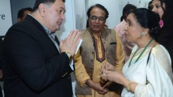 Asha Bhosle says losing Rishi Kapoor was like losing her fourth child