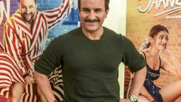 Before making his debut with Parampara, Saif Ali Khan reveals he was kicked out of Bekhudi