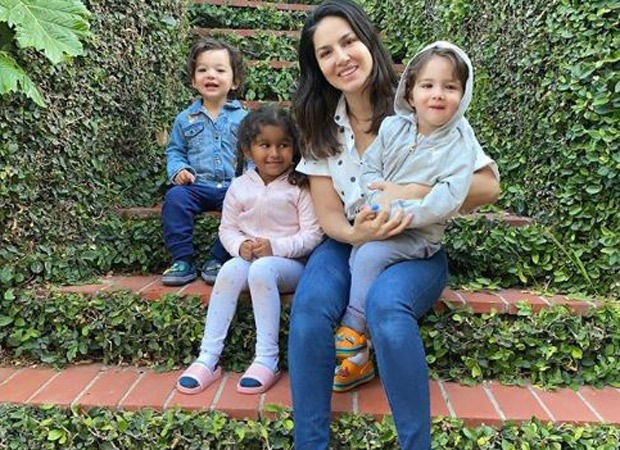 Sunny Leone Flies To US With Kids Amid Lockdown; Know Why