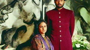 Jaya Bachchan responds to Abhishek Bachchan's emotional post with a humourous meme