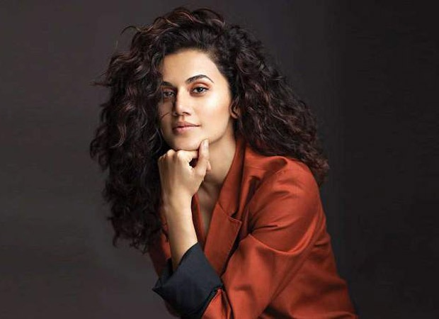Boyfriend's pic goes viral after Taapsee Pannu talks about him!