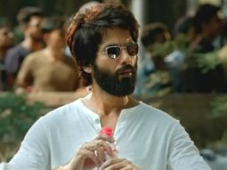 Fan asks Shahid Kapoor if he was disappointed at not receiving awards for Kabir Singh. The actor responds