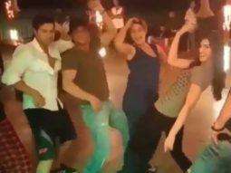 Throwback: When Shah Rukh Khan, Kajol, Varun Dhawan and Kriti Sanon danced to Prem Ratan Dhan Paayo