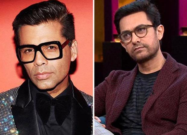 When Karan Johar got Aamir Khan to admit that he disliked Kabhi Khushi Kabhie Gham