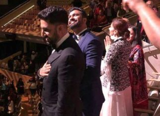 Taapsee Pannu shares an old picture with Manmarziyaan team at TIFF and recalls her experience
