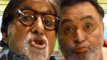 Throwback: Amitabh Bachchan-Rishi Kapoor and Abhishek Bachchan- Ranbir Kapoor do the pout