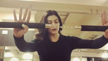 Sushmita Sen opens up about being diagnosed with Addison's disease and fighting it with Nunchaku meditation
