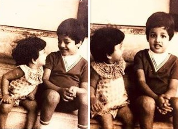 Throwback: Aishwarya Rai Bachchan strikes totally different poses with brother Aditya on this childhood image : Bollywood Information 7