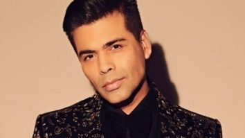 Karan Johar pens a note addressed to positivity; asks it to share its contact details