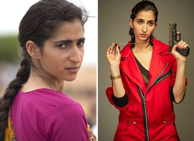 Money Heist's Nairobi Speaks Fluent Telugu as Shamira from Andhra Pradesh