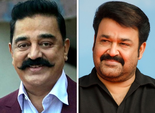 """I envied you for the constant quality of your work,"" writes Kamal Haasan wishing Mohanlal on his 60th birthday"