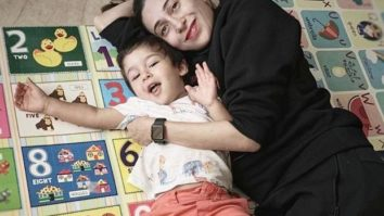 Karisma Kapoor gives a glimpse at what brothers Taimur and Kiaan are up to during lockdown