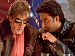 Amitabh Bachchan remembers Bunty Aur Babli as it completes 15 years; says it was his first film with Abhishek Bachchan