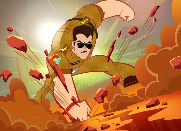 Salman Khan's Chulbul Pandey to be back in an animated avatar