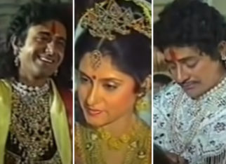 When Nitish Bharadwaj, Roopa Ganguly consoled Firoz Khan aka Arjuna who was left in tears on last of the shooting