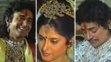 When Nitish Bharadwaj, Roopa Ganguly consoled Firoz Khan aka Arjuna who was left in tears on last of the shooting
