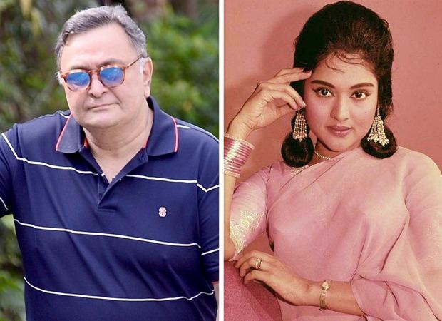 When Rishi Kapoor took on Vyjanthimala for 'lying'