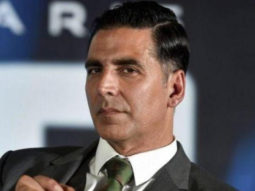 Akshay Kumar and R Balki become the first to shoot outside their house during ever since the lockdown started