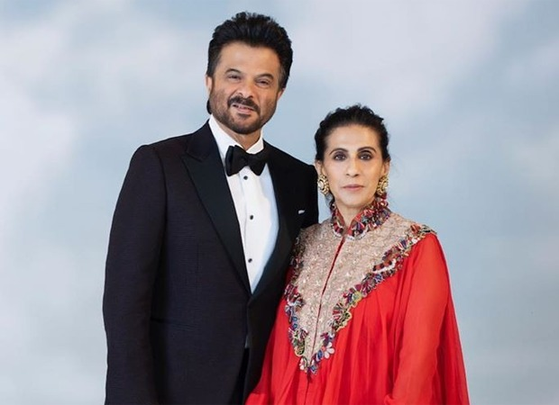 Anil Kapoor and spouse Sunita Kapoor share heartfelt notes on 36th marriage ceremony anniversary : Bollywood Information 7