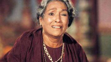 Ramayan's Sunil Lahri reveals how late actress Lalita Pawar continued shooting despite suffering burn injuries