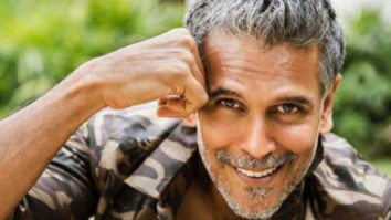 Milind Soman responds to a troll who criticised him for promoting his looks on social media