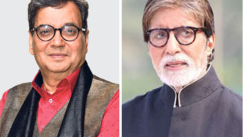 "Exclusive: ""Neither of us was at fault,""says Subhash Ghai revealing the reason behind the incomplete film with Amitabh Bachchan"