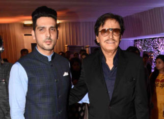 Actor Zayed Khan to be relaunched by father Sanjay Khan in a biopic of a war hero