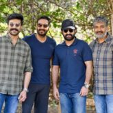 Ajay Devgn plays freedom fighter in SS Rajamouli's RRR