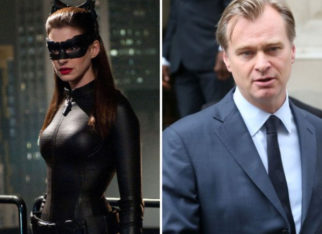 Anne Hathaway reveals Christopher Nolan's advice on how to play Catwoman in The Dark Knight Rises