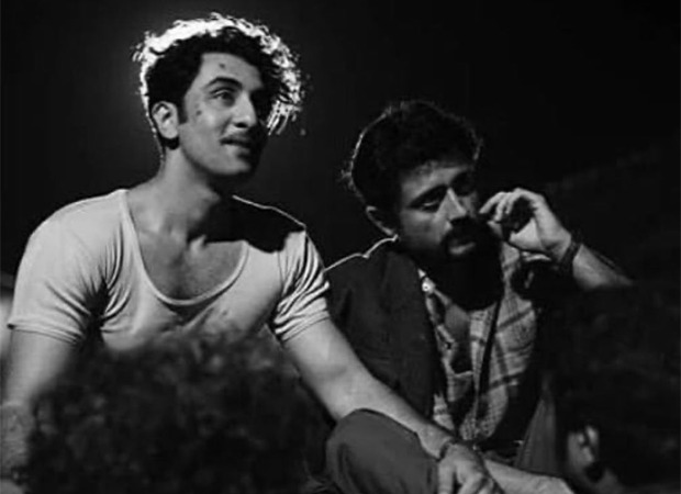 Anurag Kashyap shares a BTS picture of Ranbir Kapoor from Bombay Velvet, says he reminds him of Raj Kapoor