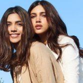 Bhumi Pednekar and Samiksha Pednekar make heads turn with their looks and laughter for Grazia