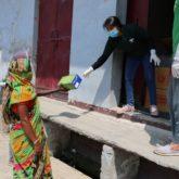 Bhumi Pednekar helps migrant and underprivileged labourers in need of footwear